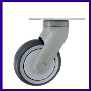 塑膠腳輪-P6、PI