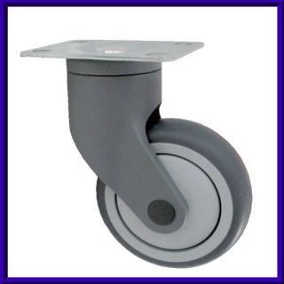 塑膠腳輪-P5、PT