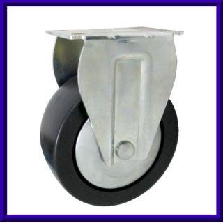 工具車輪-固定架
