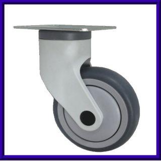 塑膠腳輪-P4、PF